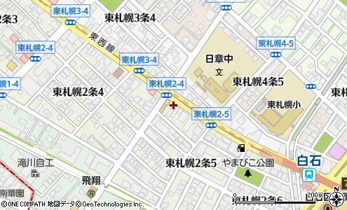 ローリーポーリーroly Poly札幌市美容院美容室床屋の地図