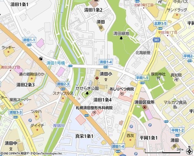 札幌市立清田小学校