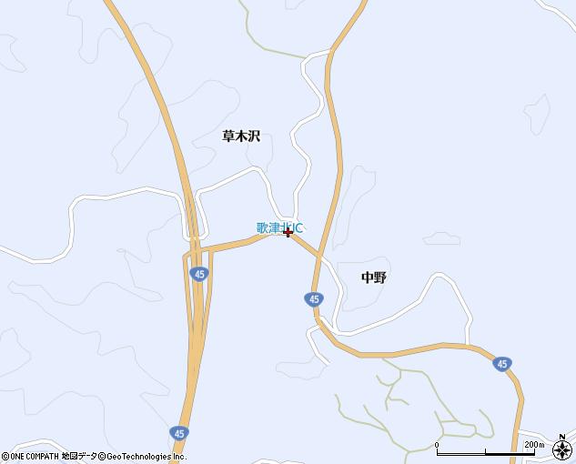 歌津北IC(本吉郡南三陸町/高速道路IC(インターチェンジ))の住所 ...