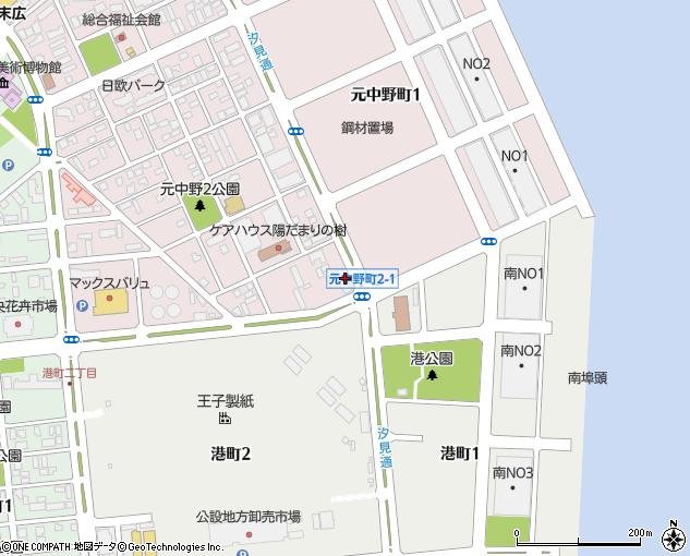 北旺運輸株式会社 本社(苫小牧市/海運業)の電話番号・住所・地図 ...