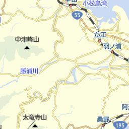 徳島県阿南市の警察署・交番|マ...