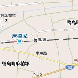 麻植塚駅(徳島県吉野川市)のビ...