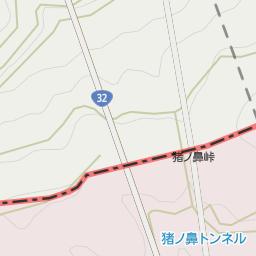 猪之鼻隧道(三好市/橋・トンネ...