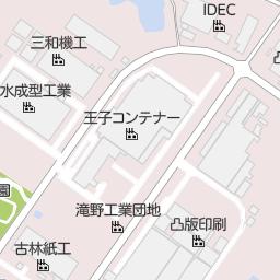 凸版印刷株式会社 滝野工場 加東市 印刷会社 の地図 地図マピオン