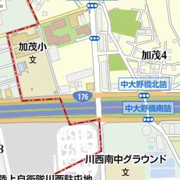 Monotone 宝塚店 宝塚市 カラオケボックス の地図 地図マピオン