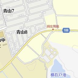 大津市立青山中学校(大津市/中学校)の地図 地図マピオン