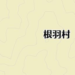 浅間川(下伊那郡根羽村/河川・湖沼・海・池・ダム)の地図|地図マピオン