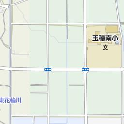 中央市立玉穂中学校(中央市/中学校)の地図|地図マピオン