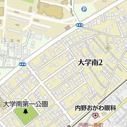 エクステンションマーク Extension Mark 新潟市西区 美容院 美容室 床屋 の地図 地図マピオン