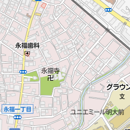 3ページ目 明大前駅 東京都世田谷区 周辺のマンション一覧 マピオン電話帳
