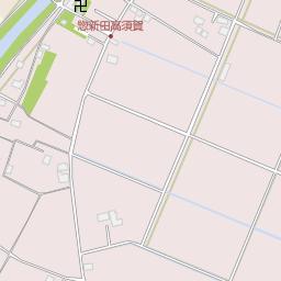 中島用悪水路土地改良区(幸手市...