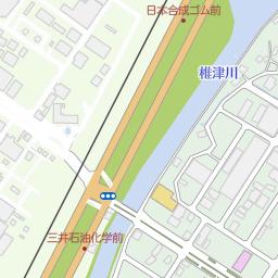 市原市立千種小学校(市原市/小学校)の地図 地図マピオン