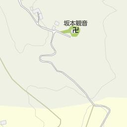 坂本観音(桜川市/神社・寺院・仏閣)の地図|地図マピオン