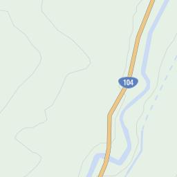 青岩山(鹿角市/山)の地図|マ...
