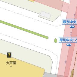 クレープ 新札幌